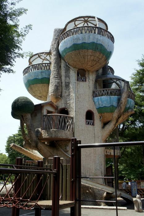 相模原公園 森の木展望台